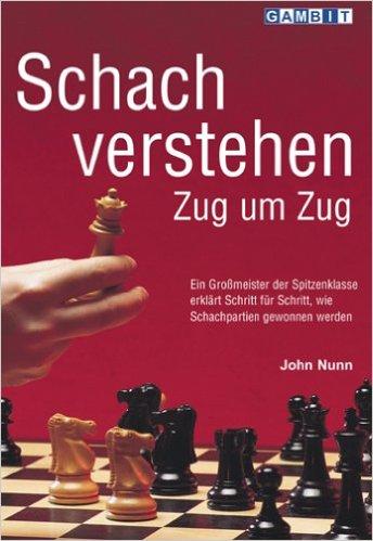 Schachbücher für Hobby und Verein, von John Nunn, Schachbuch kaufen
